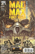 Mad Max Fury Road #1   Regular Cover  Nux & Immortan Joe   VERTIGO