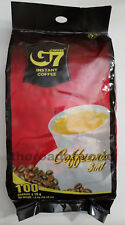 Premium Vietnamese | G7 Instant Coffee Mix 3 in 1 by Trung Nguyen | 100 Sachets