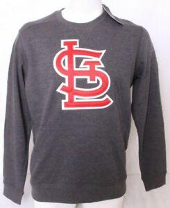 NEW Saint St. Louis Cardinals Antigua sweatshirt Crewneck Pullover Jacket Mens L