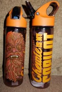 Disney Chewbacca Water Bottle-Solo: A Star Wars Story New With Tags