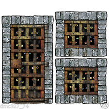 HALLOWEEN Medieval Party Wall Decoration DUNGEON DWELLER Add On Props