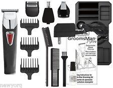 Wahl Men Grooming body Hair shaving Beard Mustache precision Trimmer Kit