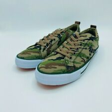 MAHARISHI | Day Shoe Bonsai Printed Hemp Canvas - Woodland