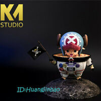 KM Studio Tony Tony Chopper Space Man Resin Figure Model Painted Statue 1/6 GK