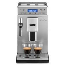 De'Longhi Autentica Plus ETAM 29.620.SB Bean-to-Cup Coffee Maker, Silver/Black