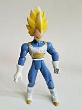 "Jakks 2003 DBZ Dragon Ball Z Super Saiyan Vegeta 5"" Action Figure"