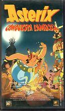Asterix conquista l'America (1994) VHS Fox