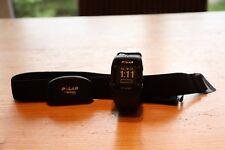 Polar M400 GPS Pulsuhr + H7 Brustgurt Bluetooth gebraucht