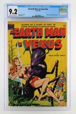 An Earth Man on Venus #nn - CGC 9.2 NM- Avon 1951- Ralph Milne Farley Novel!!!
