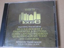 This is Urban House (mixed by Timmi Magic, vocals by Kele Le Roc) CD