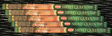 40 Sticks 5 Packs  NIGHT QUEEN  Romantic Spiritual Fragrant Incense Insence HEM