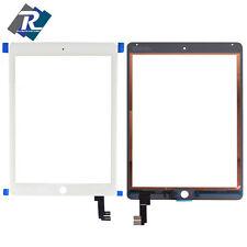 TOUCH SCREEN per Apple iPad Air 2 bianco Wi-Fi + Cellular A1566 A1567 iPad 6