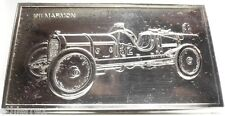 MARMON (Lingotto Argento,925/1000) 2 Once-Proof
