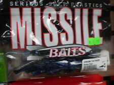 MISSILE CRAW FATHER 3.5 INCH,2-PACKS PER DEAL BRUISER FLASH