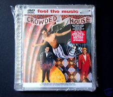 Crowded House / ST,  DVD-Audio Hi Rez Stereo & 5.1 Mix Stunning Audio SEALED!