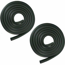 Door Seals Rubber Weatherstrip Pair For 73-79 Ford Bronco F100 F150 F250 F350