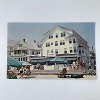 Vintage Breakers Hotel Postcard - Boardwalk Ocean City, MD Maryland
