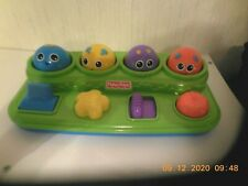 New ListingFisher Price Boppin Activity Bugs Pop Up Toy