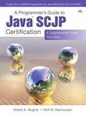 A Programmer's Guide to Java SCJP Certification: A Comprehensive Primer (3rd Ed