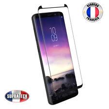 Protection en Verre Trempé Complète Noir pour Samsung Galaxy S9