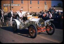 Antique BUICK Car in Parade DENTON NC Vintage 1950s Slide Photo