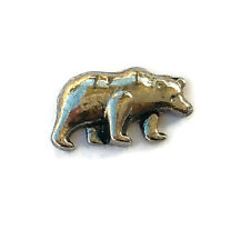 CALIFORNIA GRIZZLY BEAR  Floating Charm Living Memory Locket BUY 5 GET 2 FREE