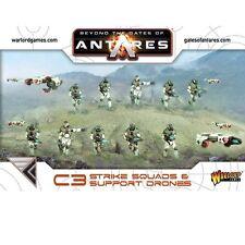 Warlord Games más allá de las puertas de Antares: Concord huelga Squad (caja de plástico)
