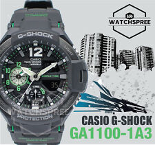 Casio G-Shock Gravitymaster Series Watch GA1100-1A3 AU FAST & FREE