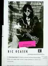 ric ocasek limited edition press kit