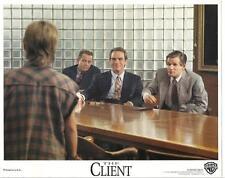 Brad Renfro Tommy Lee Jones in The Client 1994 original movie photo 18807