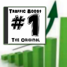 TRAFFIC BOOST WEBSEITE - Script Generator Software + MRR RESALE WIEDERVERKÄUFER