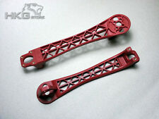 Quadcopter Kit Frame Replacement Arm x 2pcs for HJ450 HJ550 Multicopter - RED