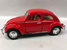 Volkswagen 67 Classic Beetle 1/32 scale KT.5057 Red