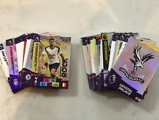 Premier League Adrenalyn Football Cards Arsenal Newcastle Everton Leicester