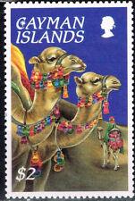 British Cayman Islands Fauna Camals stamp 1970 MNH