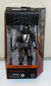 Star Wars The Black Series The Mandalorian Beskar Armor Variant New In Box 💎