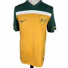 Australia Socceroos Nike World Cup 2010 Home Jersey Shirt Large Football Soccer