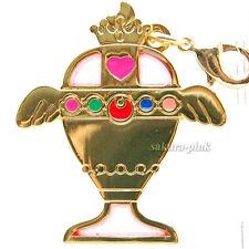 Rainbow Moon Chalice Stained Glass Mini Charm SAILOR MOON 20th Authentic BANDAI