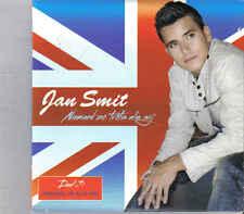 Jan Smit-Niemand Zo Trots Als Wij  cd maxi single cardsleeve