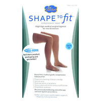 Dr Comfort Compression Stockings Thigh High 30-40 mmHg