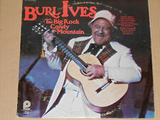 Buri Ives-The big rock CANDY Mountain-LP Pickwick/33 Records SPC (3393)
