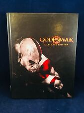 God War 3 Ultimate Edition Startegy Guide Book