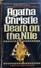 DEATH ON THE NILE By Agatha Christie. 1st New Bantam Ed. 1978 Paperback
