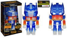 Transformers Optimus Prime Clear Glitter Hikari Sofubi Figure LE Funko
