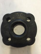 """Banjo Flange AF150 Class 150 1-1/2"""" FPT Black Poly New Free Shipping T373 X3"""