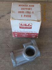 NOS 1960 Ford Rocker Arm Shaft Support C0DE-6531-A