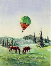 ACEO, ATC Limited Edition BALLOON  by Sharon Sharpe!!!