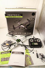 Doom Fighter Infrared RC Battling Helicopter Drones New Damaged Pack 2 Pack