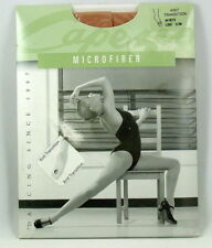 Capezio S/M Knit Transition Light Suntan Tights #1873 Microfiber New In Package