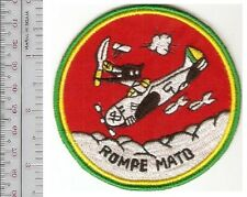Brazil Air Force BAF WWII 1st Aviation Group 1º Grupo de Aviação de Caça 'Rompe